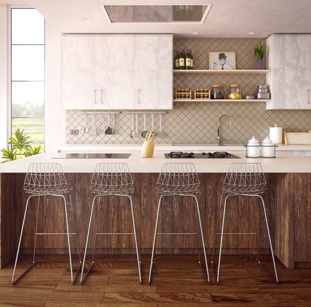 La progettazione di una cucina di design