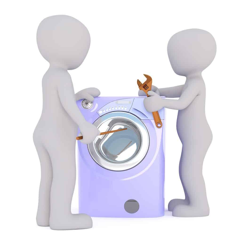 Come non rinunciare alla lavatrice durante un trasloco