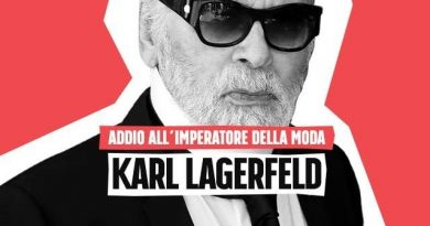 Addio a Karl Lagerfeld, l'ultimo stilista moderno