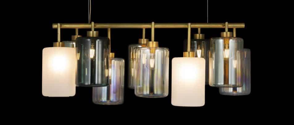 Brand Van Egmond sculture di luce
