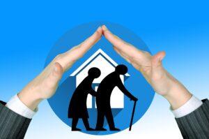 casa intelligente per anziani